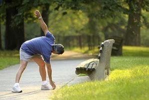 Stretching per prevenire o ridurre indolenzimento muscolare dopo l'esercizio