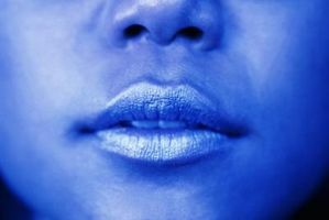 Come sbarazzarsi di un Lip blu