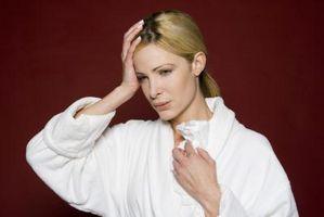 I sintomi di un trauma cranico e del collo disallineamento