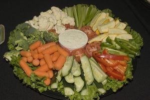 Verdura che contengono steroli vegetali