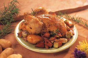 Segni e sintomi di una carne di pollo Allergy