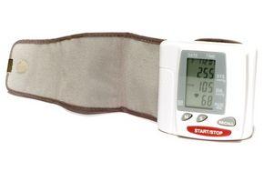 Come faccio a leggere la pressione sanguigna Digital?