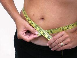 Come sbarazzarsi di un sacchetto dei grassi per le donne