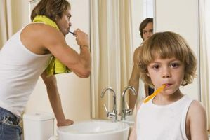 Come ridurre l'acido sui denti