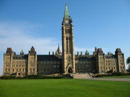 Canadian Monumenti nazionali
