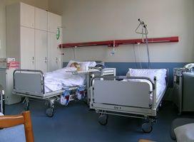 Cura e decontaminazione di biancheria da letto con Herpes Zoster