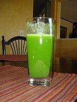 Come fare il succo verde, e godere