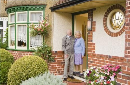 Come fare Yard lavoro facile per gli anziani
