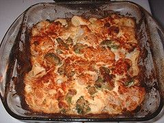 Come fare Tasty Veggie Casseruole