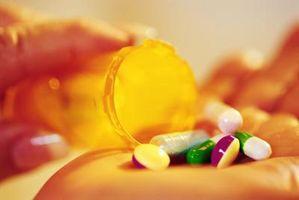 Effetti a lungo termine di pillole di dolore