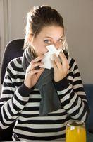 Trattamento naturale per Post nasale Drip & Tosse