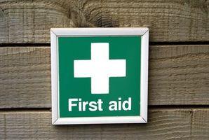 Titoli di formazione di primo soccorso