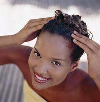Come utilizzare le vitamine per fare diradamento dei capelli afro-americana più lunga