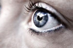 Cosa fa il lampeggiante della Sinistra media Eye?