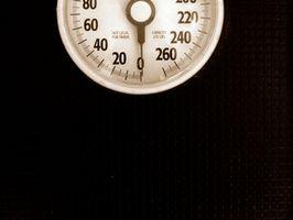 Come raggiungere un peso ideale