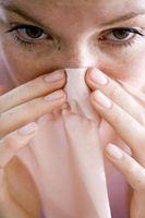 Come Idratare il naso con glicerina