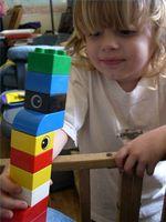 Terapia Attività per bambini con paralisi cerebrale