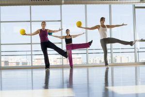 Fare solleva la gamba aiutare a perdere peso?