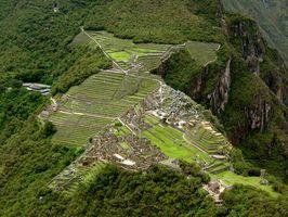 Come evitare di diventare malati durante la visita a Machu Picchu