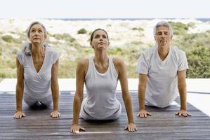 Ha Yoga Ridurre Il tuo frequenza cardiaca a riposo?