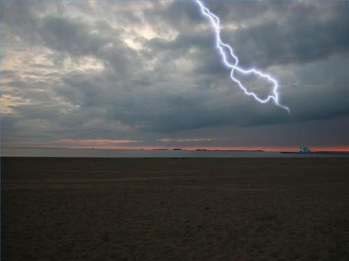 Come superare la paura di temporali