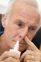Come smettere di usare spray nasale