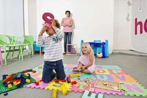 Come aiutare i bambini con modulazione sensoriale