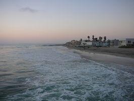 San Diego Case vicino alla spiaggia