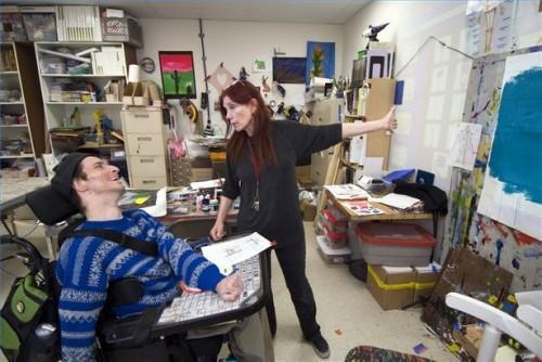 Come usare la tecnologia per far fronte alle paralisi cerebrale