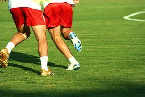 ACL Esercizi di riabilitazione del ginocchio