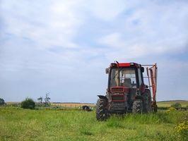 Quali sono i pericoli di macchine agricole?