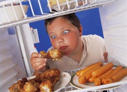 Come evitare che i bambini Eccesso di cibo