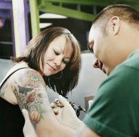 Istruzioni importanti per Tattoo Aftercare