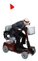 Come fare una mobilità Sedia elettrica Go Faster