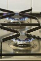 I sintomi di un gas metano Leak