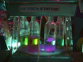 Come acquistare un Oxygen Bar Personale