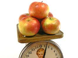 Qual è la differenza tra una scala del peso e una bilancia in equilibrio?
