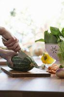 Come forno verdure arrosto in Foil