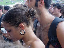 Magneti dell'orecchio per perdita di peso