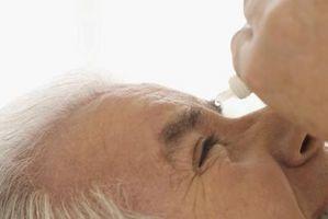 Eritromicina Eye Unguento & Istruzioni per l'uso