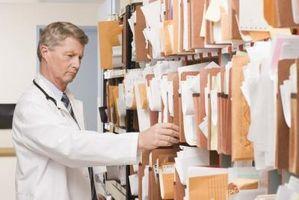 Cosa succede alla precedente Medical Records quando si trova un nuovo medico?
