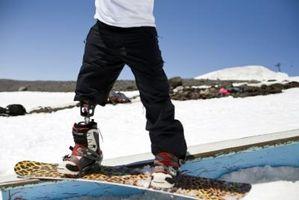 Vantaggi di protesi alle gambe