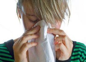 Perché il post-nasale Drip Causa mal di gola?