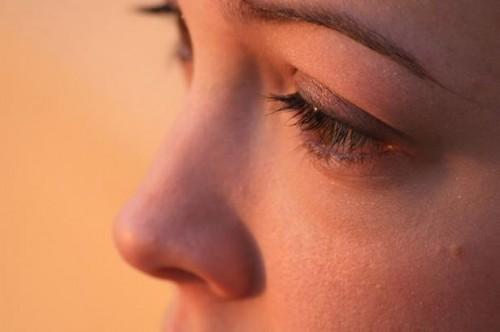 Lieve allergie e problemi del seno
