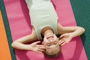 Il rafforzamento di base Attività per bambini in età prescolare