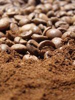 Come rimuovere la caffeina da chicchi di caffè interi