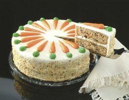 Come Tagliare una torta Prima Glassa esso