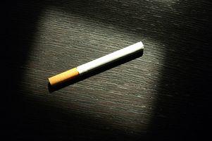 Effetto del tabacco sul sistema escretore del corpo umano