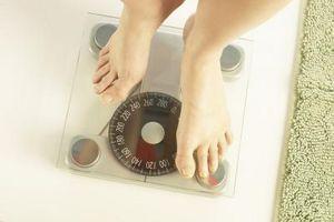 Si può bruciare il grasso da un deficit di potere calorifico?