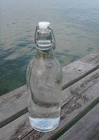 Le migliori bottiglie di acqua per immagazzinare l'acqua